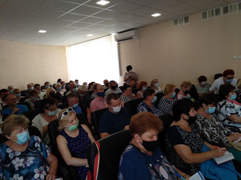 Загальні збори Асоціації ОСББ та ЖБК Деснянського району, 06 липня 2021 року